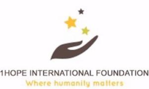 1Hope International Foundation logo
